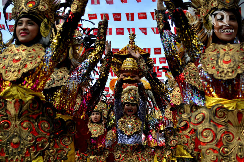 Sinulog Festival, Cebu, Philippines. All photos by Jona Branzuela Bering for Rappler.com