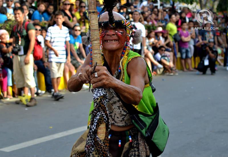 Sinulog Festival, Cebu, Philippines. All photos by Jona Branzuela Bering for Rappler.com