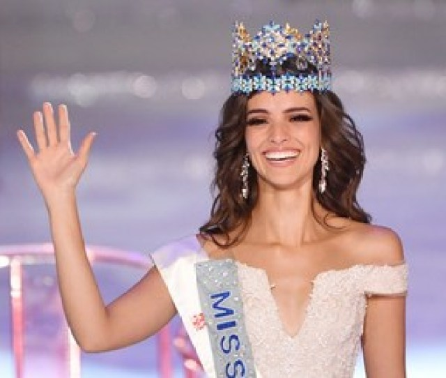 Opinion What In The World Happened In Miss World