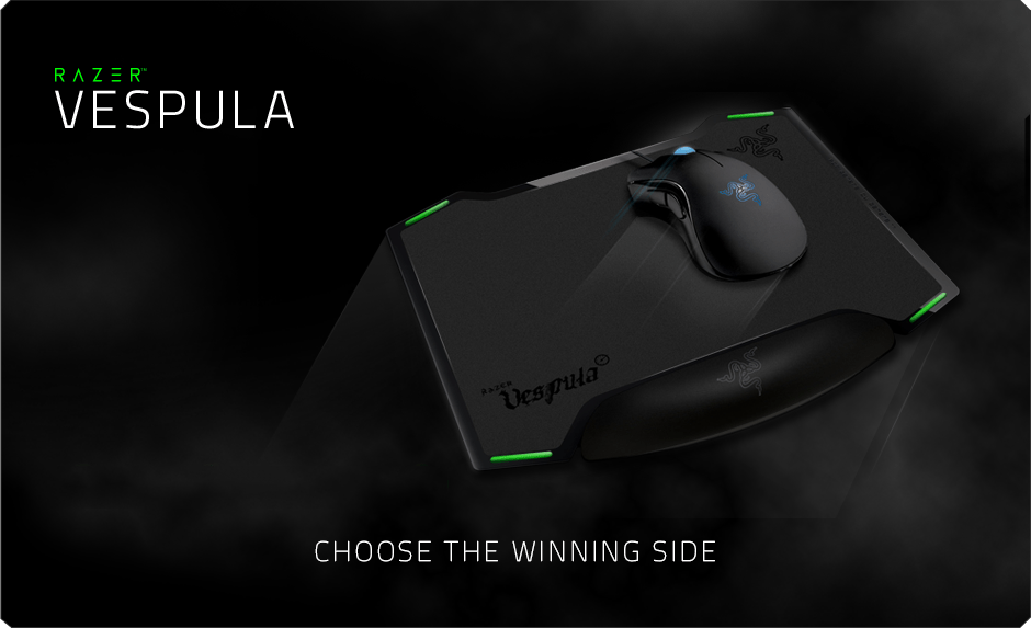 Razer Vespula Gaming Mouse Mat Dual Sided Mouse Mat