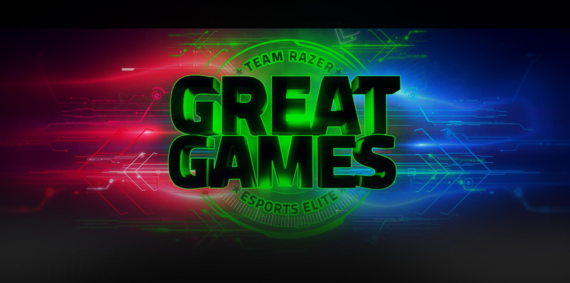 Team Razer Great Games Giveaway