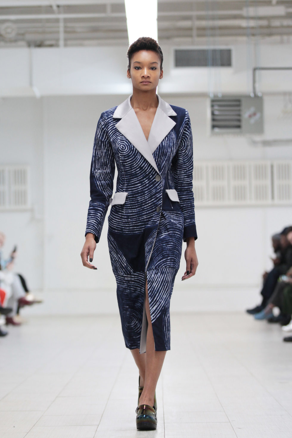 New Maki Oh Collection Brings Sensuality and Yoruba Tradition to New York Fashion Week