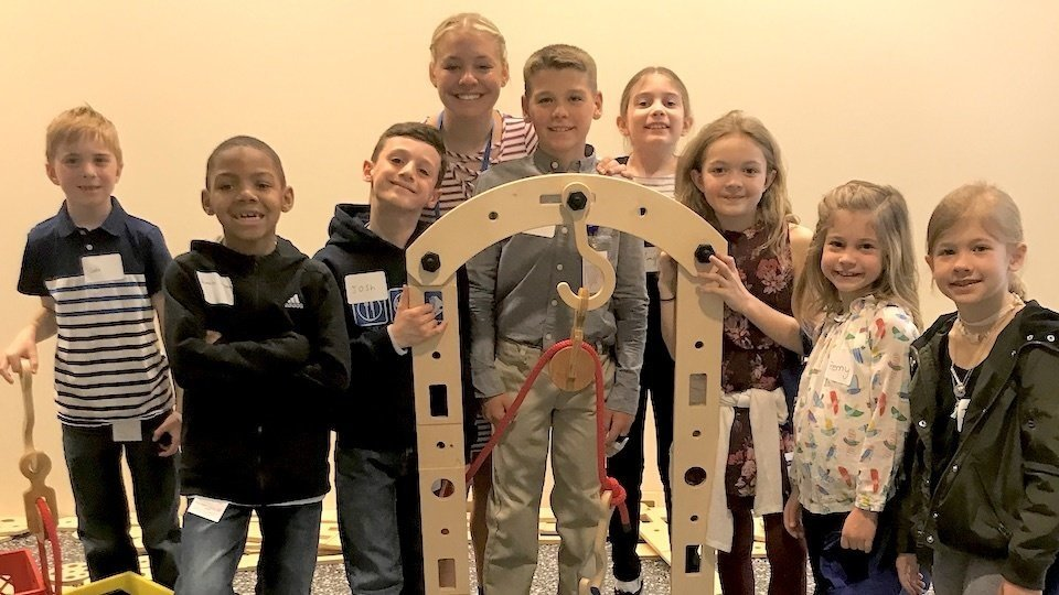 STEM Education Focus of General Motors' 'Bring Your Child to Work Day