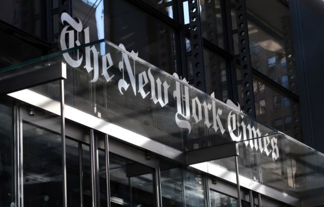 New York Times op-ed blames Christians for paving the road to 'coronavirus hell'