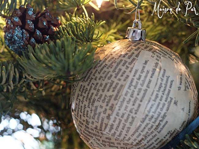 book-ornament