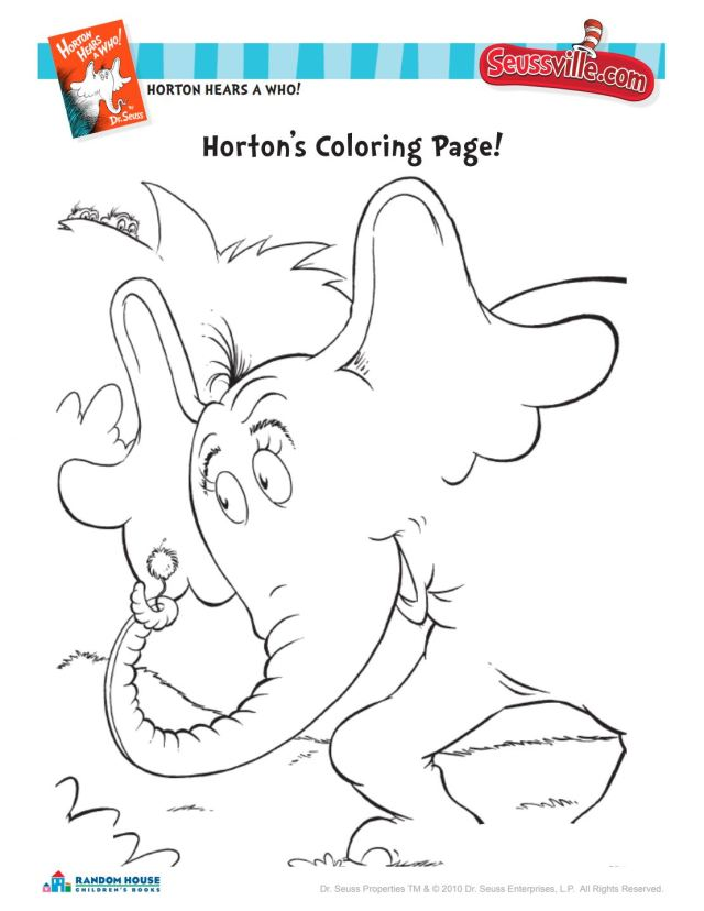 Dr. Seuss Printables and Activities  Brightly