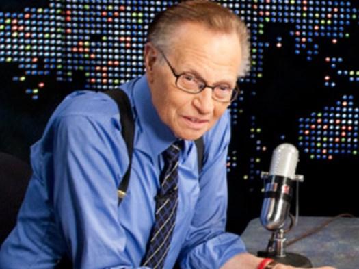 Larry King Rips Cable News Networks: There Is No News ...