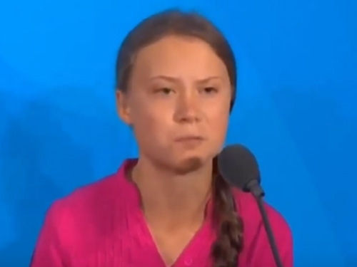 Greta Thunberg To Un Climate Summit If You Really Understand The