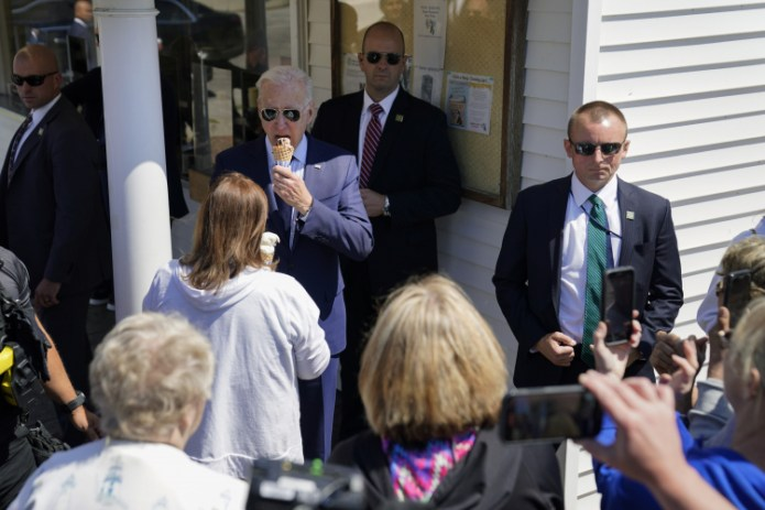 The Media Asks President Biden About Ice Cream and Ignores Hunter   RealClearPolitics