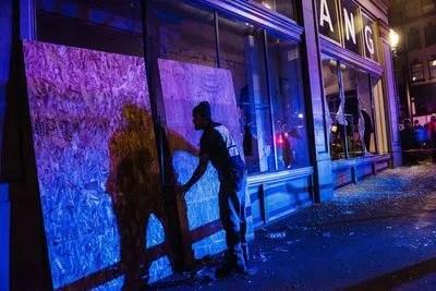 WATCH: 'Widespread destruction to businesses' in Portland by violent black bloc vandals