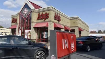 Arby's worker fired after writing homophobic slur on gay couple's receipt