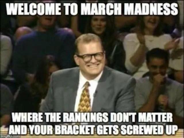 Meme Madness No 16 Umbc Makes History Upsets No 1 Virginia