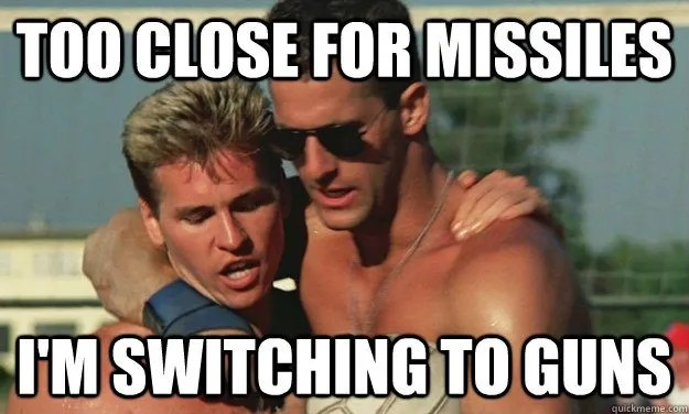 10 Of The Funniest Top Gun Memes Ever Created Americas
