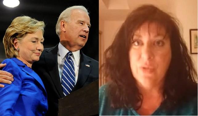 Tara Reade torches Hillary Clinton for endorsing Biden, says she's 'enabling a sexual predator'