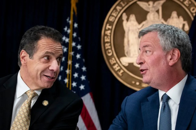 NY officials allowed COVID-positive workers to stay on the job at nursing homes — the facilities account for 25% of deaths in the state