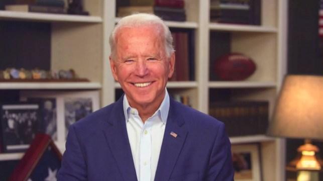 Biden tries to counter 'Sleepy Joe' moniker by nicknaming Trump—and fails miserably