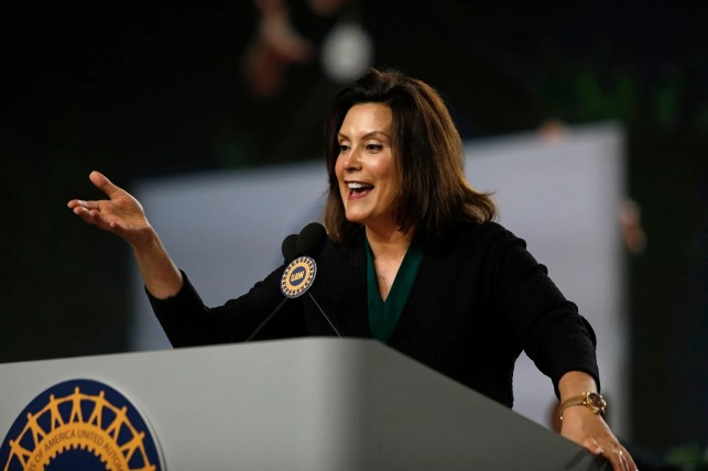 Michigan Gov. Gretchen Whitmer extends lockdown order for the fifth time — through June 12