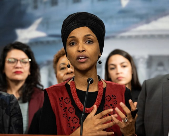 Rep. Ilhan Omar believes Joe Biden sexually assaulted Tara Reade, but will vote for him anyway