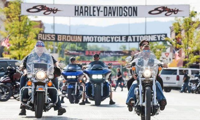 COVID-19 won't stop Sturgis: 250K people expected at South Dakota's annual motorcycle rally
