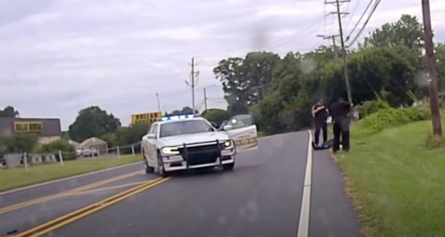 Protests erupted when police gunned down black man in North Carolina — then they released the dash cam video