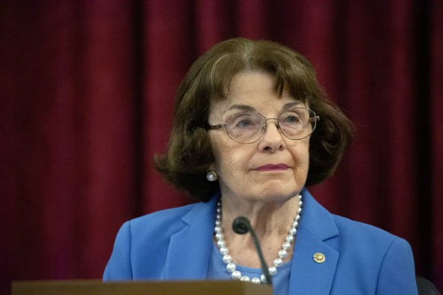 Sen. Dianne Feinstein defends China, says it is 'growing into a respectable nation' and shouldn't be blamed for the coronavirus