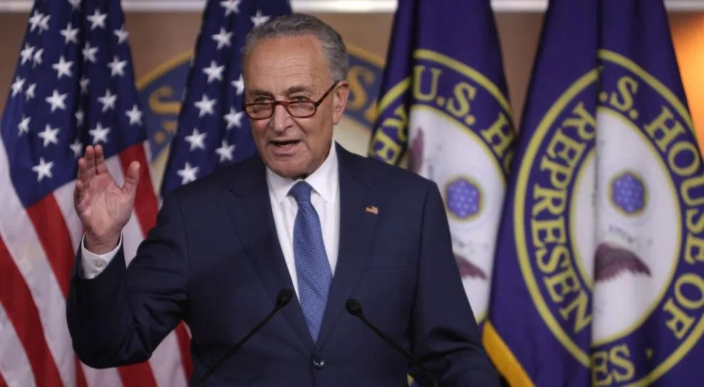 Schumer mocks Texas over deadly energy crisis, blames 'ignored climate change': 'Hope they learned a lesson'