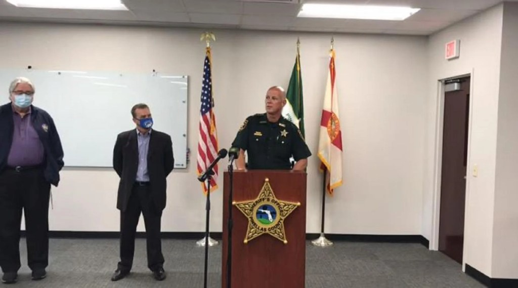 Someone was able to remotely access controls at a water treatment plant. Hacker tried to poison Florida city's water supply with lye, sheriff says