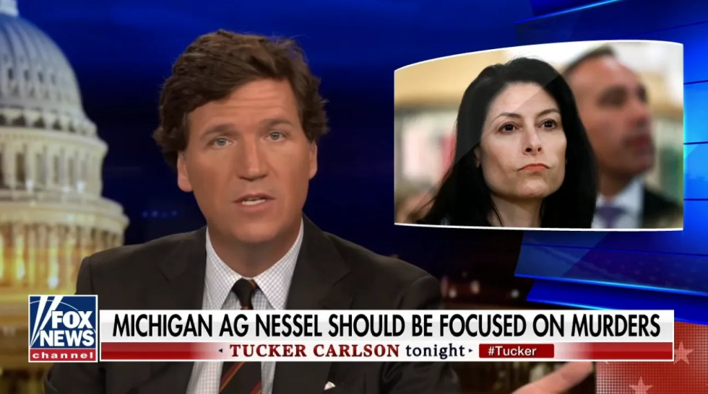 Michigan AG openly admits she jailed defiant restaurant owner for taunting the government and going on Tucker Carlson's show