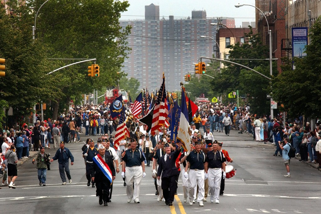 NYC veterans vow to sue city if Memorial Day parade is barred, point out Black Lives Matter protests and cannabis event were permitted: 'Slap in the face'