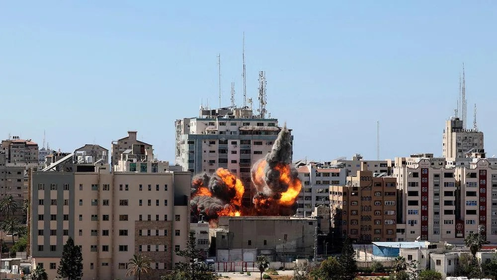 Major newspaper wants to know why anyone should trust the Associated Press if it's going to claim it didn't know Hamas was in its building