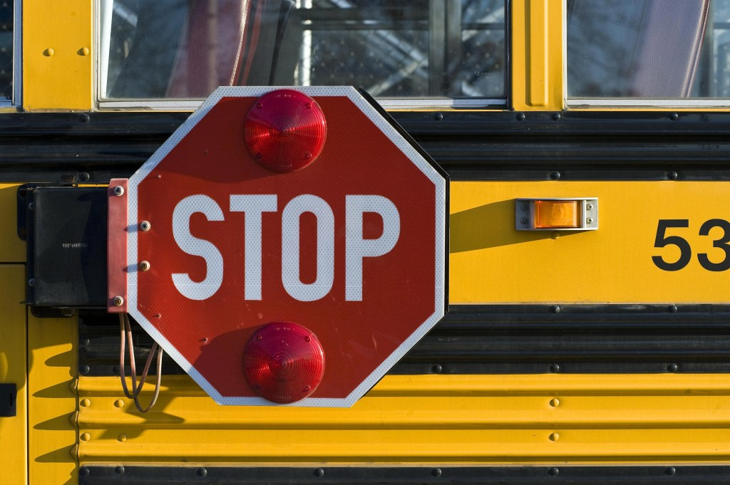 School bus driver caught on video slapping 10-year-old girl for not wearing mask properly; student pleaded, 'I get sick from masks'