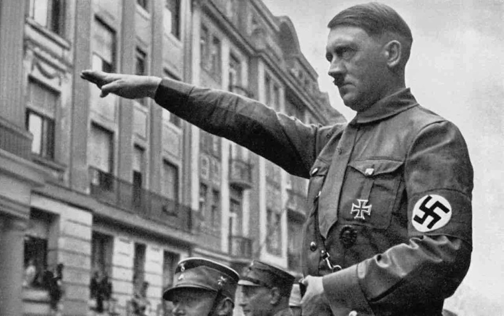 Fifth grader's Hitler bio, written in voice of Nazi dictator, stated, 'I was pretty great, wasn't I?' — and hung in school hallway for weeks