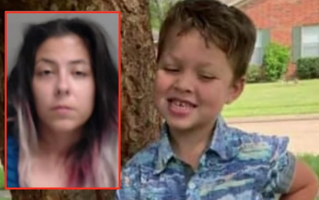 A Houston family reports a missing 5-year-old. Police say the father's girlfriend had hidden the dead child for weeks.