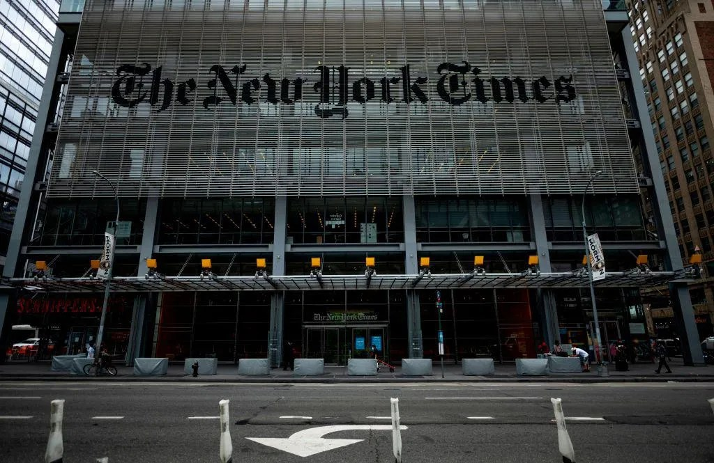 NYT writer called Americans 'selfish pigs' in comparison to average Chinese citizens who behaved 'heroically' amid pandemic