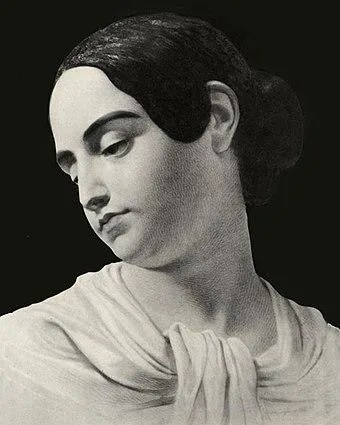 Edgar Allen Poe's child bride Virginia
