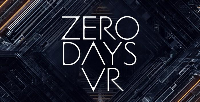 Resultado de imagem para zero days vr