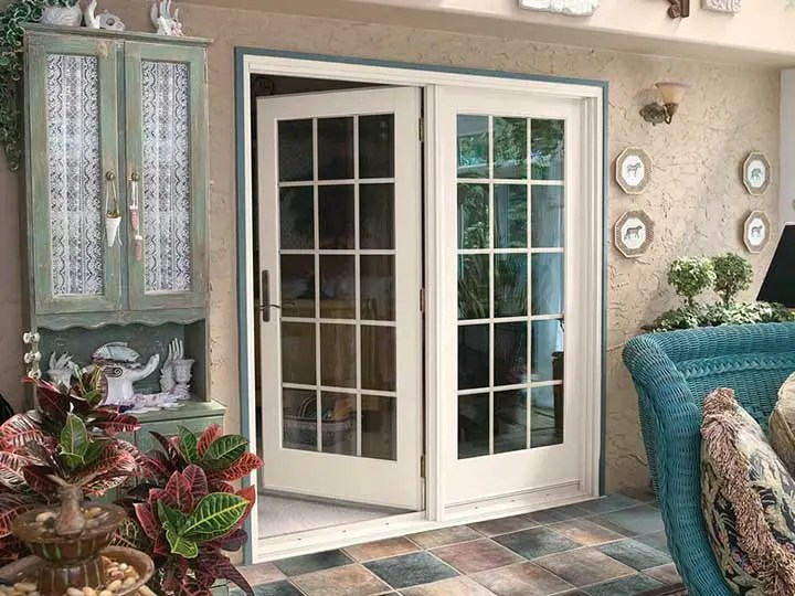 frenchwood hinged patio doors renewal