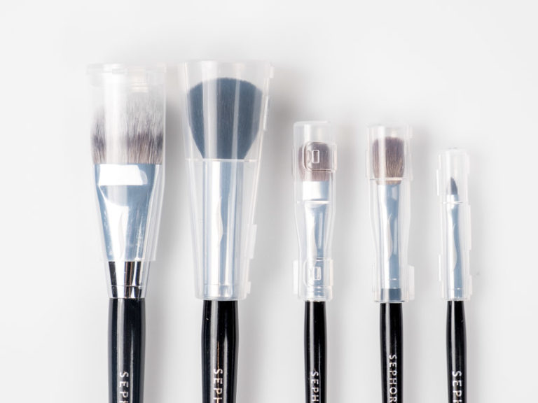 Sephora caps for Makeup Brushes