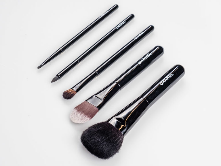 Chanel for Makeup Brushes