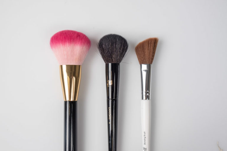 Brush comparison for Makeup Brushes
