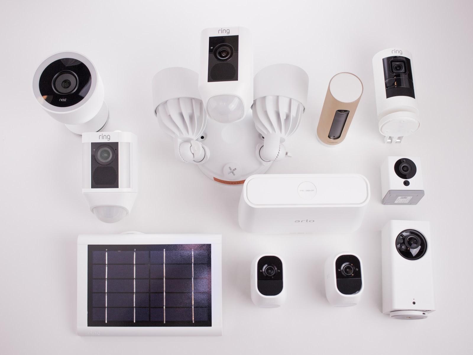 The Best Home Security Camera For 2019 Reviews Com