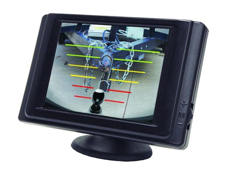 Hopkins Smart Hitch Camera And Sensor System