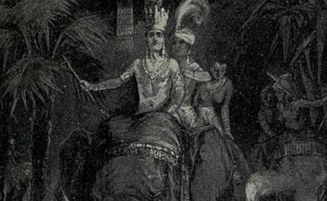 ভারতের হিন্দু কিংস, আজাতাসাত্রু (পিক:thefamouspeople.com)