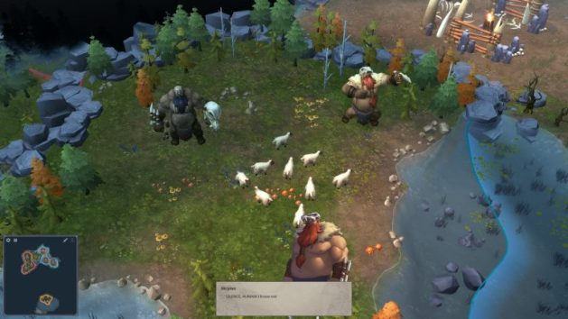 The 50 best strategy games on PC   Rock  Paper  Shotgun 37  Northgard  2018