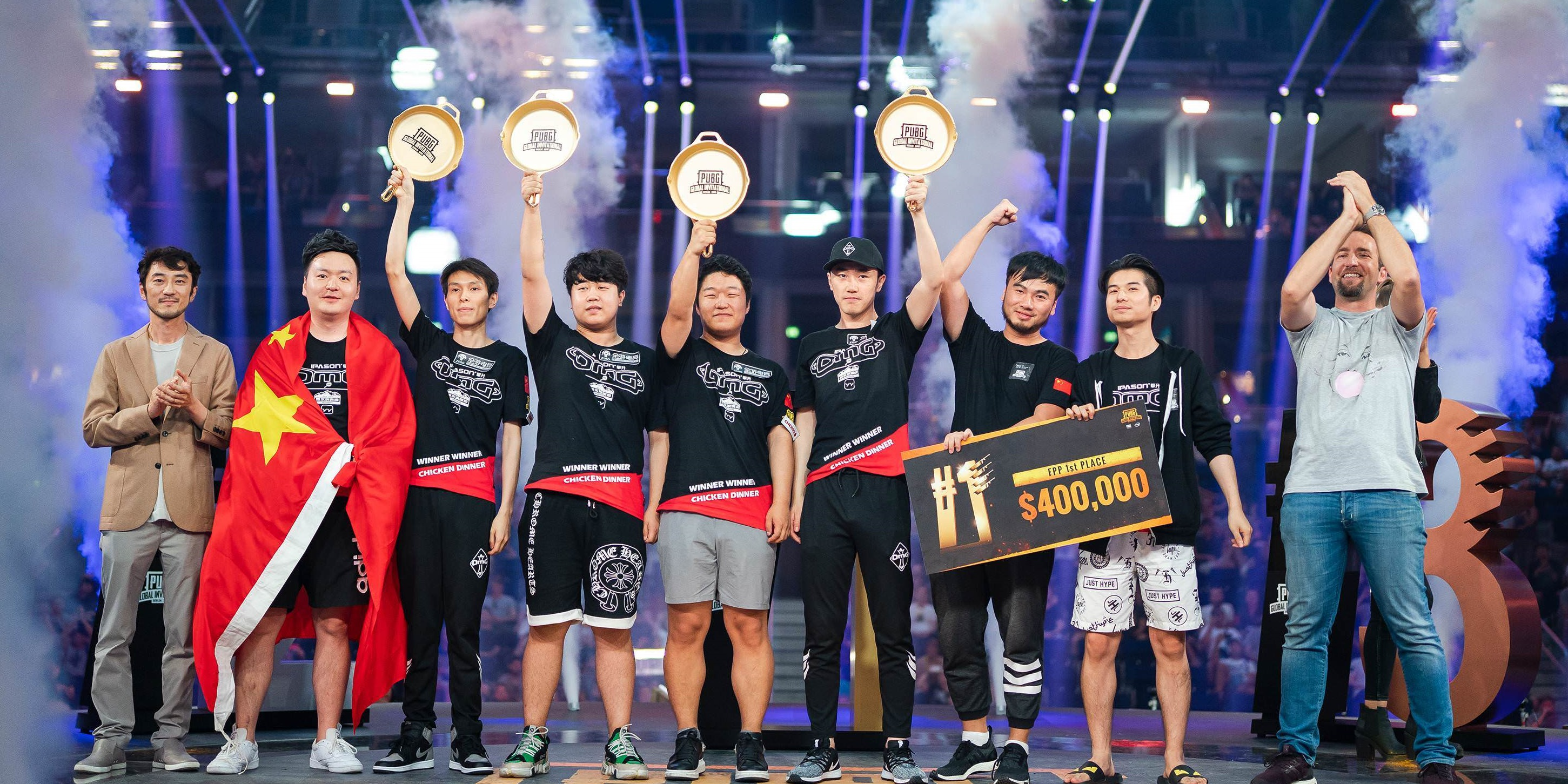 The Best Moments And Winners Of The PUBG Global