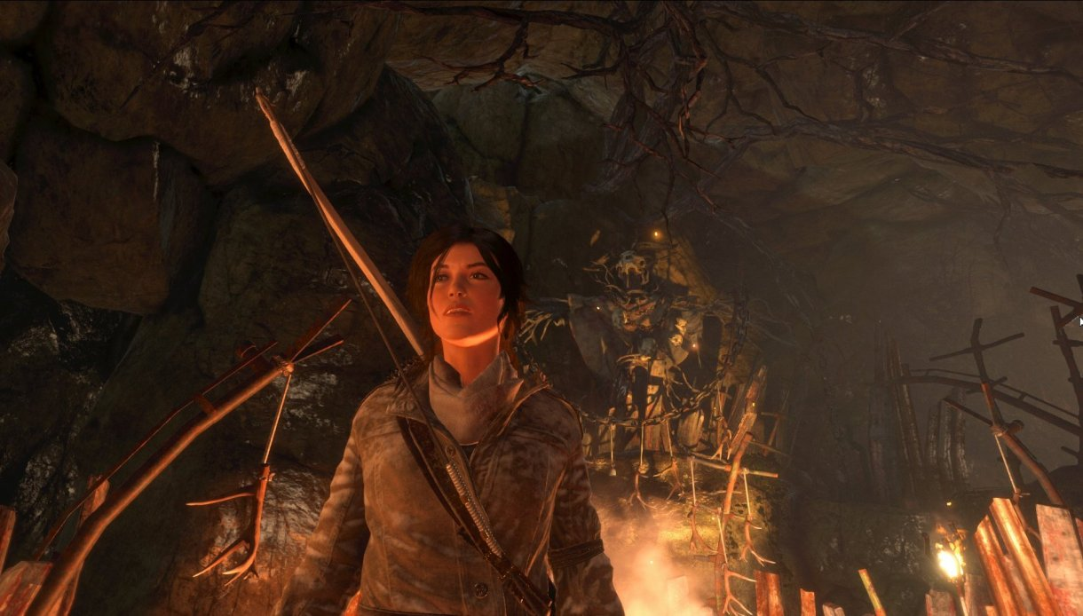 Image result for Shadow of the Tomb Raider QTE