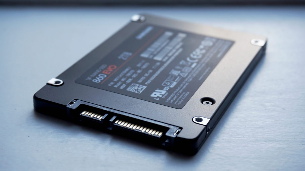 Samsung 860 Evo - Best gaming SSD