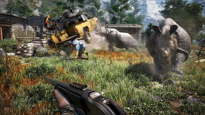 far-cry-4-a Ubisoft executive Maxime Béland resigns following assault allegations | Rock Paper Shotgun
