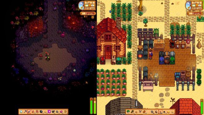 stardew-valley-coop-1212x682 Stardew Valley's next update will let your friends farm in split-screen | Rock Paper Shotgun
