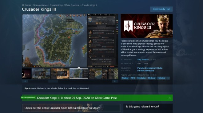 xbox-game-pass-extension This handy browser extension warns you if a Steam game is also in the Xbox Game Pass for PC | Rock Paper Shotgun